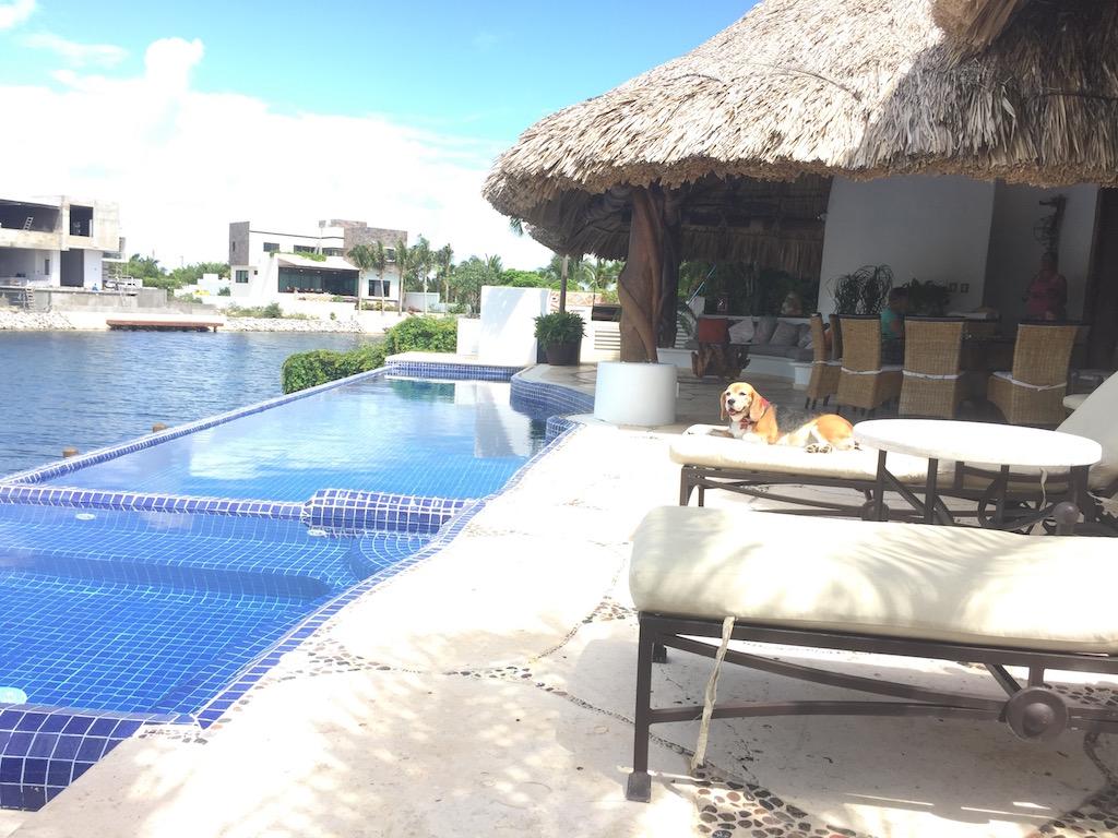 Casa de Playa en Venta Cancun Con Acabados de Lujo Puerto Cancun