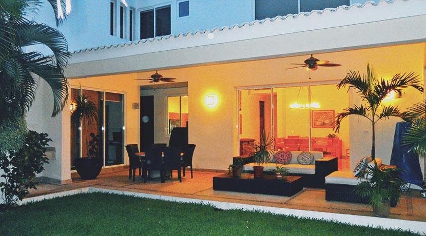 Casa de Lujo en venta 4 recamaras con alberca Villa Magna Cancun Mayorca