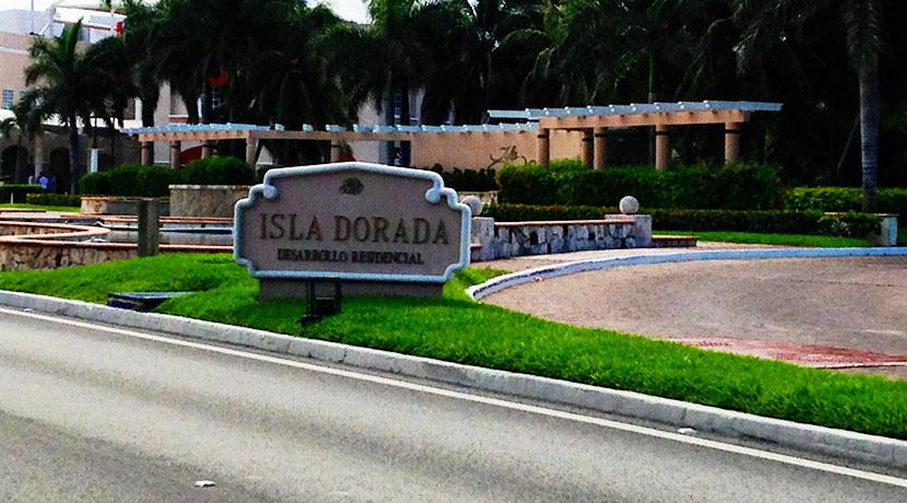 Terreno Residencial en venta Isla Dorada Cancun